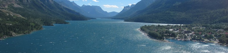 A weekend in Waterton National Park