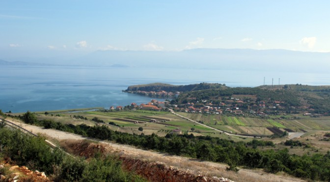 Albania road trip highlights: Lake Ohrid