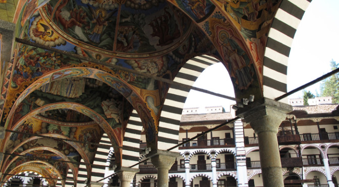 Sofia: Daytrip to Rila Monastery and Boyana Church