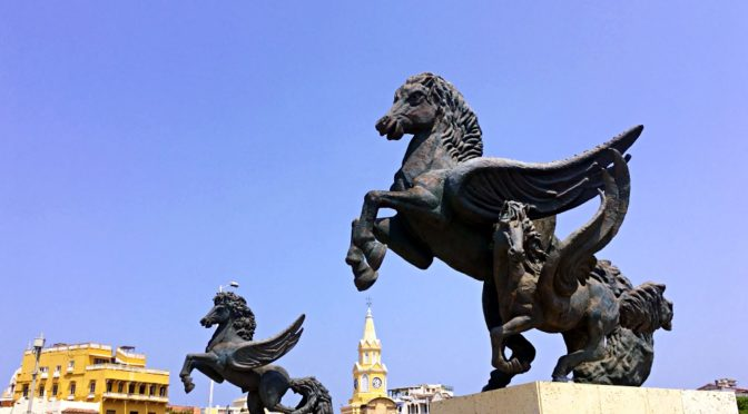 Cartagena: Queen of Colombia's Caribbean coast