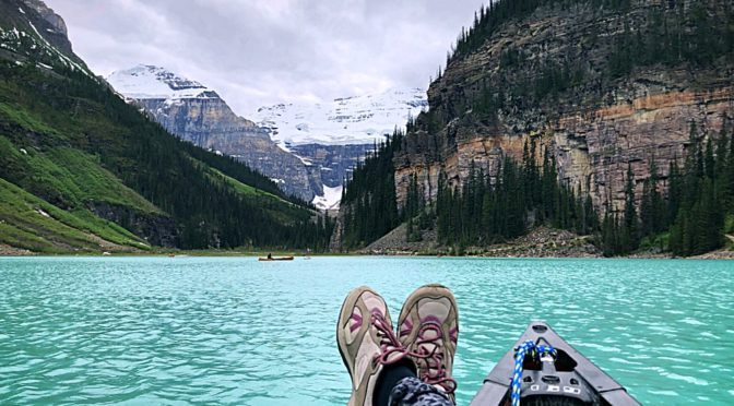 Lake Louise: A luxurious trip in unusual times